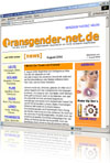 Screenshot transgender-net.de